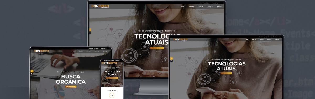 Agência Digital de Sites Responsivos
